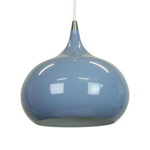 KIRKE Pastel Violet Pendant Light - modern pendant light   SHE Lights