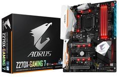 First picture of GIGABYTE Aorus Series Z270X-GAMING 7 Motherboard http://www.shopprice.co.nz/gigabyte+aorus
