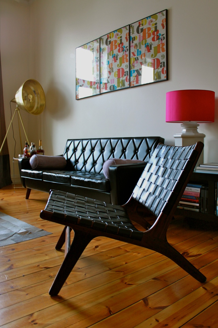 Interior in Oslo №1 : #Oslo #design #vintage