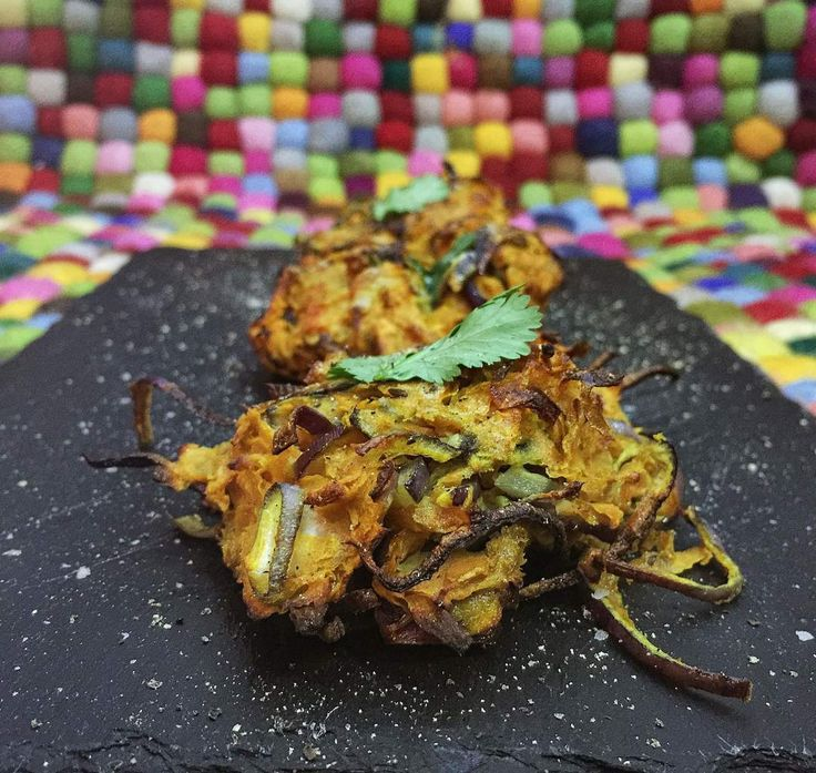 Syn Free Onion Bhajis | Slimming World - Pinch Of Nom
