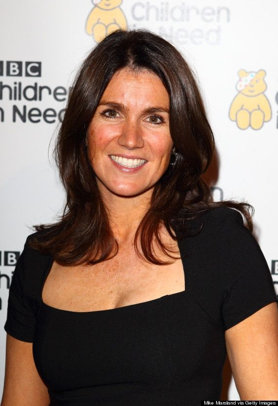 Susanna Reid Takes To Twitter To Share Excitement For New ITV 'Good ...