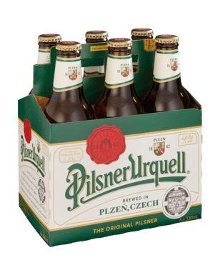 """Prazdroj je tradiční české označení piva v současné době vyráběného pod obchodním názvem Pilsner Urquell v pivovaru Plzeňský Prazdroj a. s. Vůbec poprvé na celém světě byl tento druh piva uvařen 5. 10. 1842 v plzeňském pivovaru německým sládkem Josefem Grollem. Ochranná známka byla registrována v roce 1898, a to dvojjazyčně, česky jako """"Plzeňský Prazdroj"""" a německy jako """"Pilsner Urquell""""."""