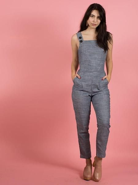 9a7940bc8e5e Chambray Overalls in 2018