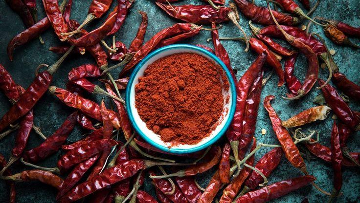 Dlaczego warto jeść paprykę chili?