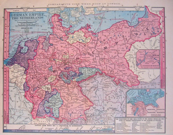 Best Prussia Or Germany Images On Pinterest Prussia - Map 9f germany