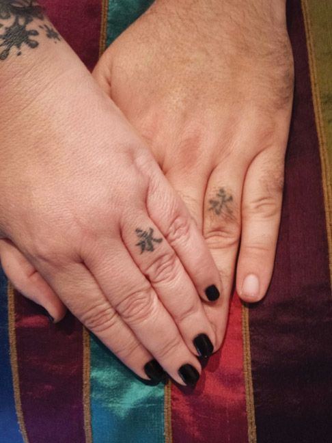 Permanent Gold Tattoo Ink Tattoos Are Forever Ditch The
