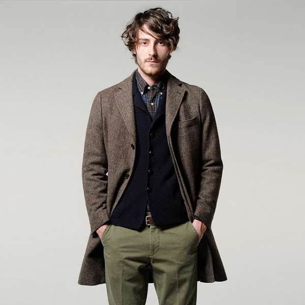 Italian-Chic Lookbooks : Aspesi A/W 2011