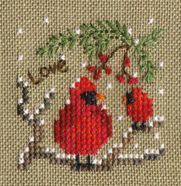 The Victoria Sampler / Designs by Cathy Jean
