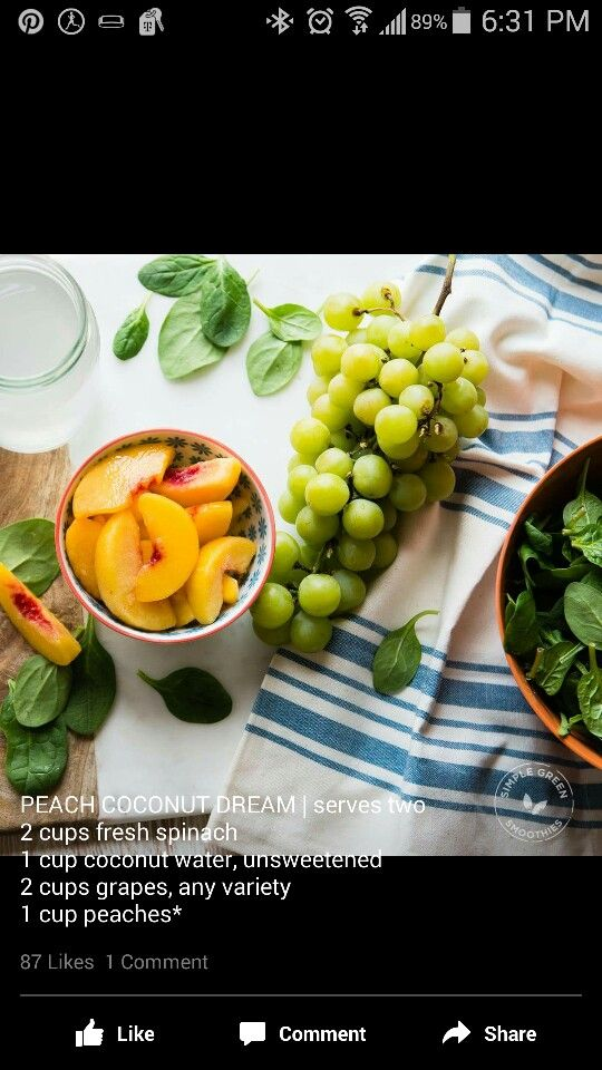 From Simple Green Smoothies