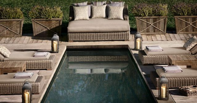 1000 Ideas About Restoration Hardware Outdoor Furniture On Pinterest Outdoor Furniture