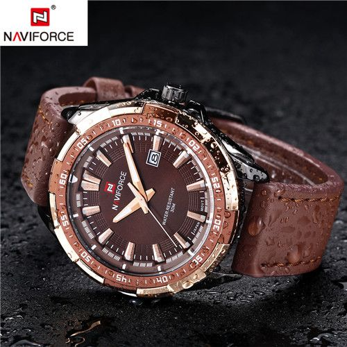 Like and Share if you want this  NAVIFORCE Waterproof erkekkol saati Man military Clock Relogio Masculino Men's Leather Quartz Wrist Watch Watch Sport Watches     Tag a friend who would love this!     FREE Shipping Worldwide     Buy one here---> https://shoppingafter.com/products/naviforce-waterproof-erkekkol-saati-man-military-clock-relogio-masculino-mens-leather-quartz-wrist-watch-watch-sport-watches/