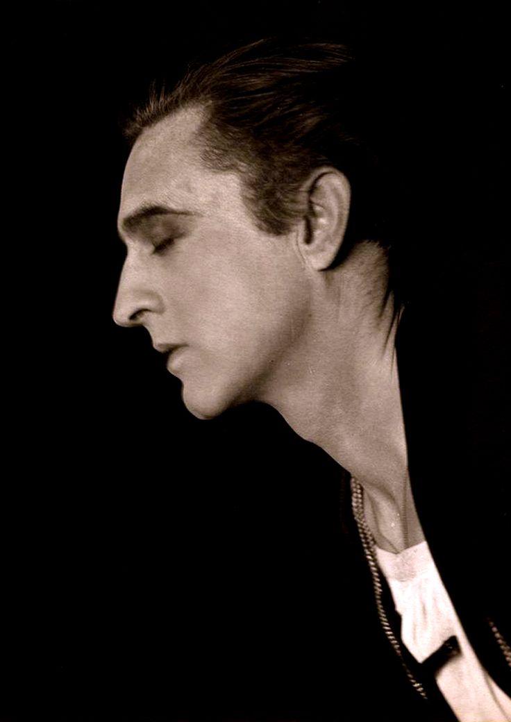John Barrymore by Edward Steichen.