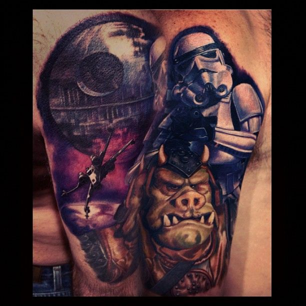 55 best art by carlos rojas images on pinterest gorgeous for Black anchor collective tattoo