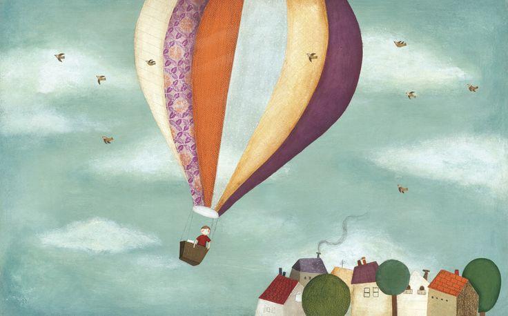 I love my world, by Betania Zacarias