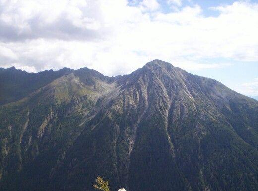 Forma di montagna