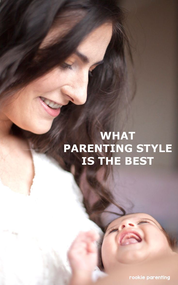 Authoritative parenting - how to be the best parent for your child