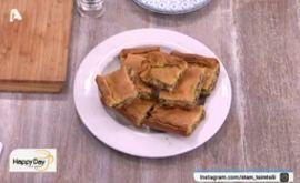 #Tάρτα #τυριών με το #αρνί που μας περίσσεψε #happyday