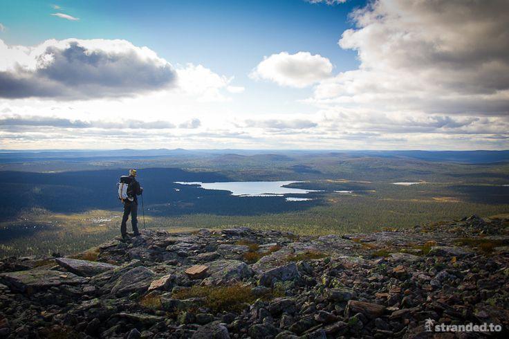 Urho Kekkonen National Park, Lapland, Finland