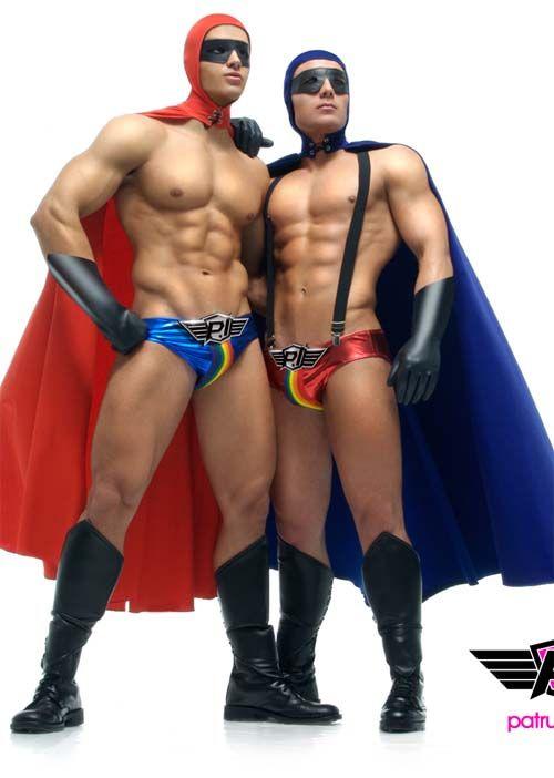 Gay pic superheroes