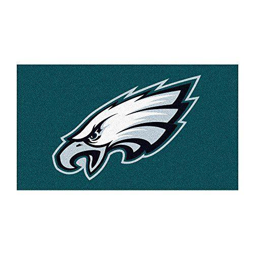 Philadelphia Eagles NFL Rookie Bathroom Rug 19x30 -- Want additional info? Click on the image.