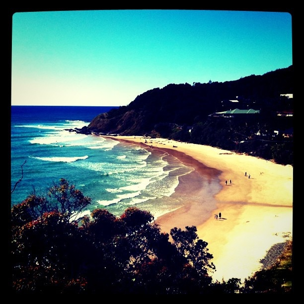 Byron Bay #Travel #Backpacking