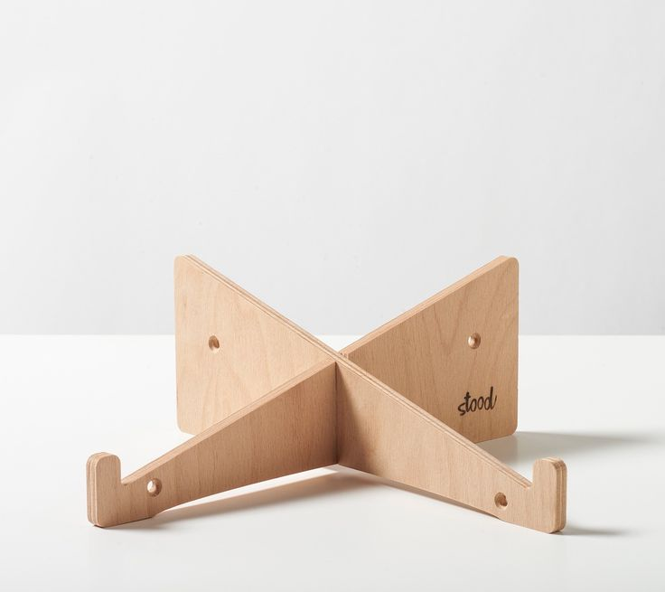 Stood - Accessories and Laptop Stands made of Wood