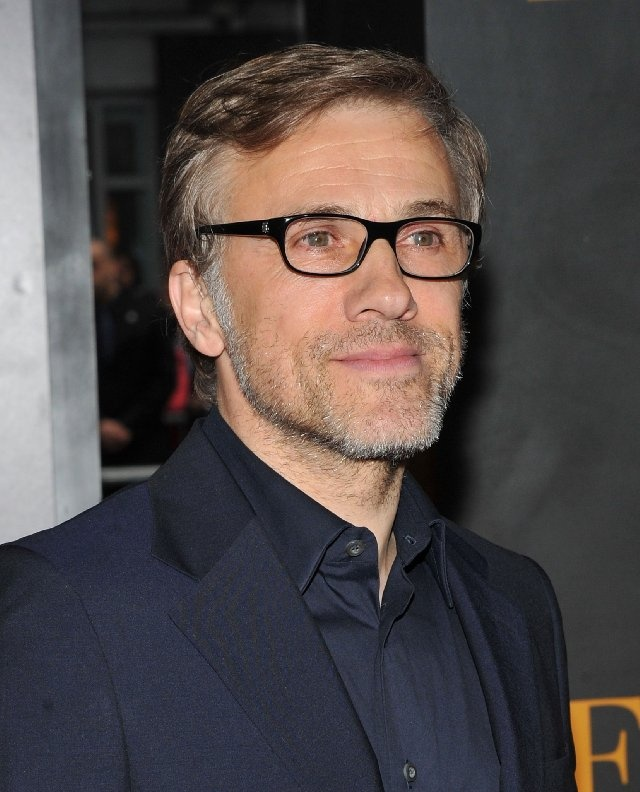 I do have a thing for older guys and Christoph Waltz is the end all. <3