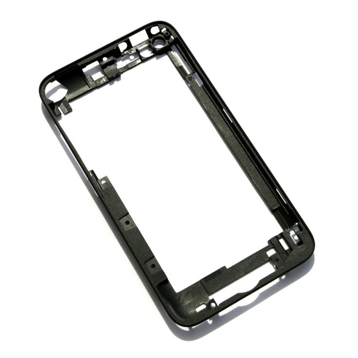 Change your cracked #iPod Touch 4th Gen Middle Frame with new one at discounted price.
