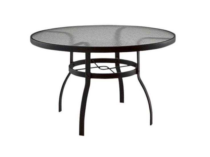 48 Round Plexiglass Table Top
