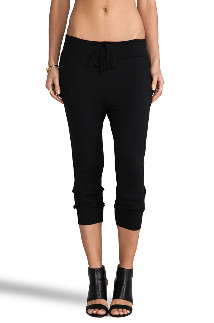 Riller & Fount Frankie Pant in Black from REVOLVEclothing