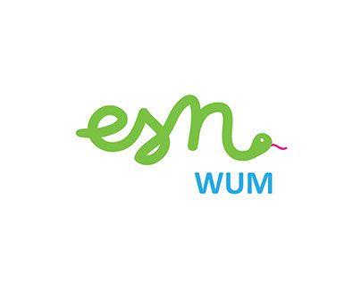 "Check out new work on my @Behance portfolio: ""ESN WUM logo"" http://on.be.net/1NZpg0V"