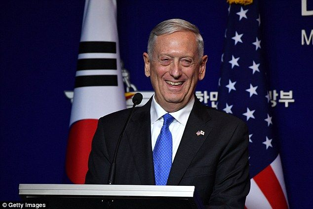 US Defense Secretary Mattis arrives in Afghan capital -  U.S. Defense Secretary Jim Mattis has arrived in Kabul to discuss reconciliation with the Taliban government  He arrived Tuesday and unannounced due to security concerns  By Associated Press  Published: 01:35 EDT 13 March 2018 | Updated: 02:03 EDT 13 March 2018  U.S. Defense Secretary Jim Mattis has arrived in the Afghan capital to facilitate a reconciliation with the Taliban government.  His visit will take stock of the war with…
