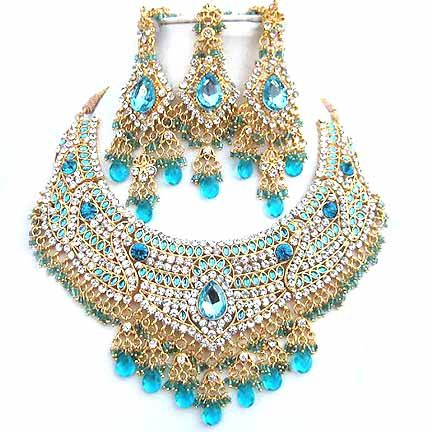 Diamond Bridal Jewelry Set NP-69