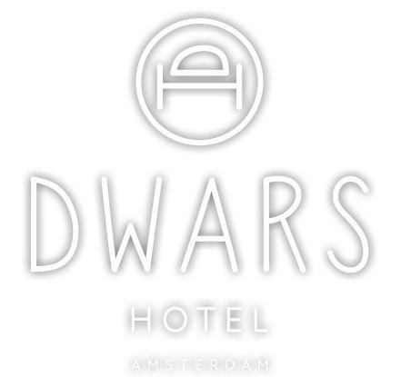 Hotel Dwars in het centrum van Amsterdam