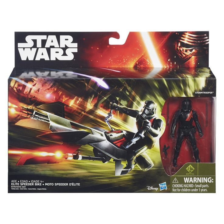 Launch into action and adventure in the world of Star Wars! Discover exciting stories of good versus evil in a galaxy of starships and vehicles. Reserved for the most experienced scouts and high-risk