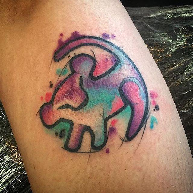 25+ Melhores Ideias De Simba Tattoo Somente No Pinterest