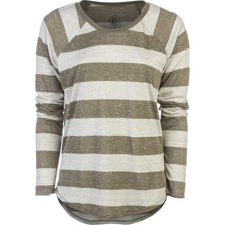 VolcomLived In Slub T-Shirt - Long-Sleeve - Women's