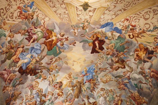 Chapel XX - Sacro Monte di Orta San Giulio - Orta Lake - Italy