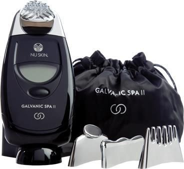 Galvanic Spa II love it! I'm telling you it's awesome! My mother bought one and its unbelievable!! A must try!! #Nuskin