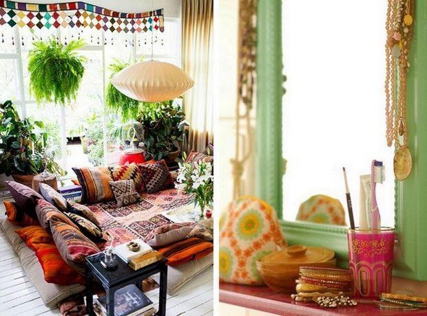 Ιδέες για μποέμ διακόσμηση - Σπίτι | Ladylike.gr