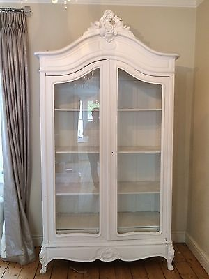 French Armoire Wardrobe Or Dresser