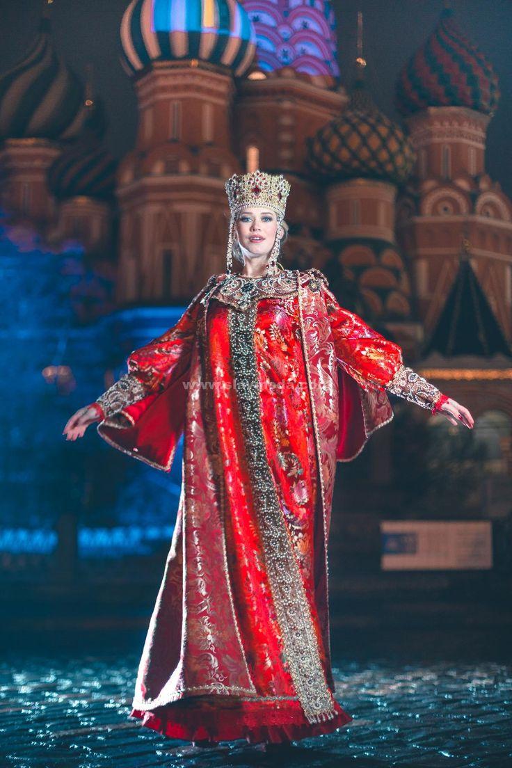 Костюм Красная Москва