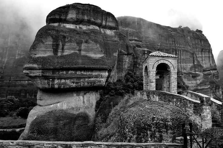 mETEORA - Photograph by George Makridis