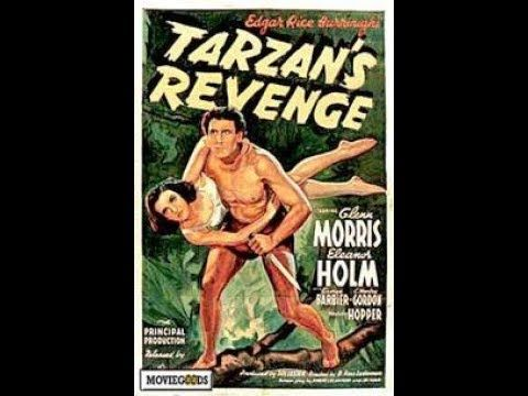 Tarzan's Revenge (Action, Adventure Movie)  PLEASE SUBSCRIBE TO OUR YOUTUBE CHANNEL - http://www.youtube.com/c/ClassicEnglishMoviesFull