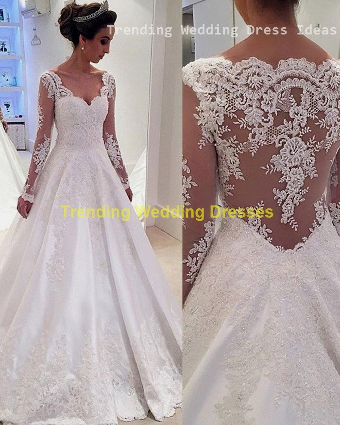29 Great A Line Wedding Dresses Weddingdress A Line Wedding