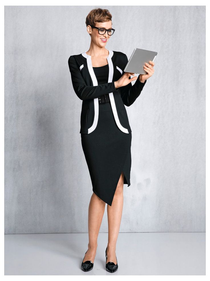 25 best ideas about tenues pour le bureau sur pinterest v tements professionnels women. Black Bedroom Furniture Sets. Home Design Ideas