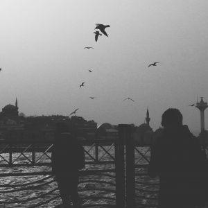 two men #istanbul  nazliuygur | VSCO Grid™
