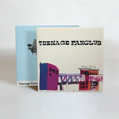 Teenage fanclub vinyl reissue bundle