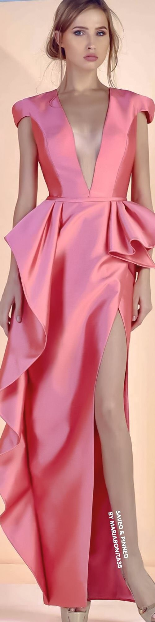 Divina by Edward Arsouni Spring 2017 RTW Collection Highlights
