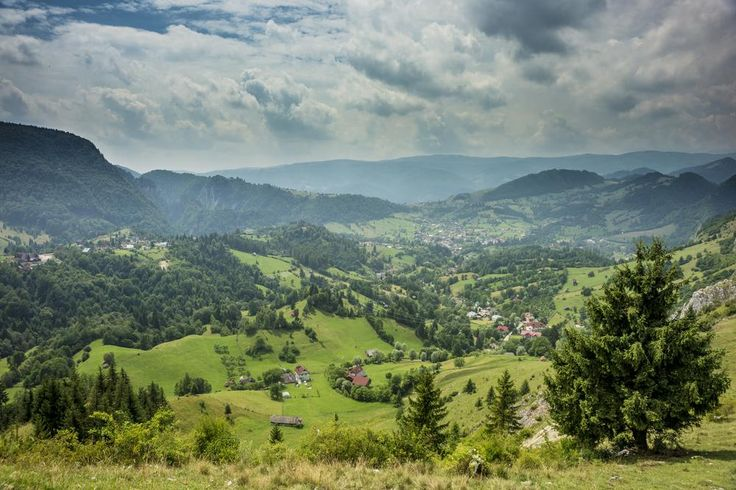 Mountains place in Romania Photo by Lucian Pirvu — National Geographic Your Shot